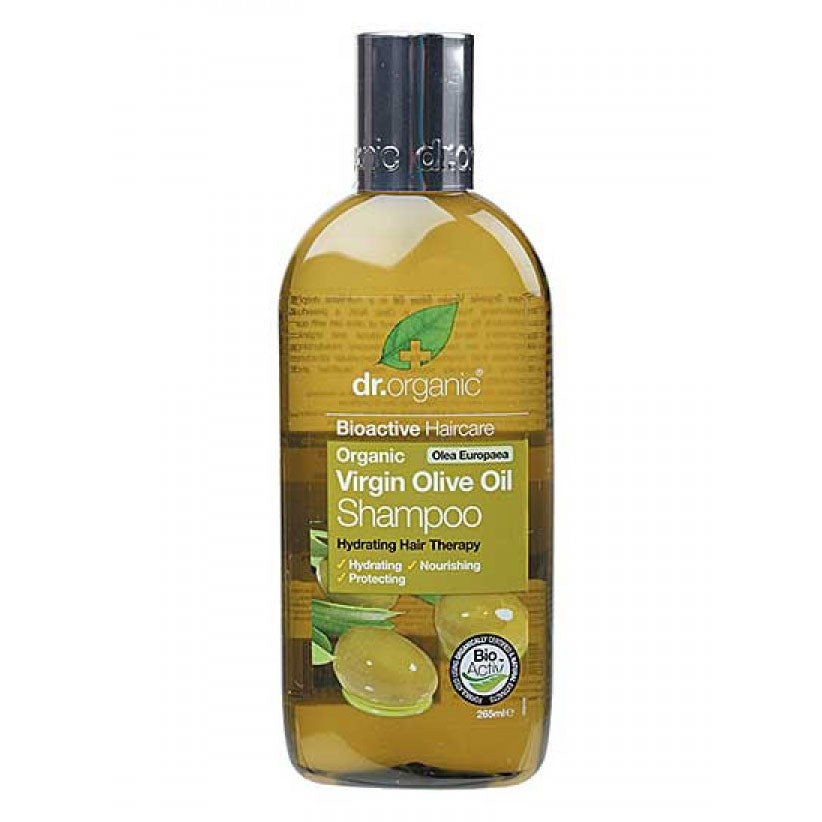 Dr Organic Virgin Olive Oil Shampoo