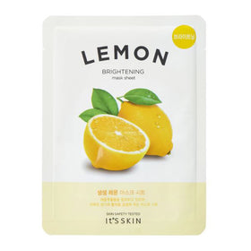 The Fresh Mask Sheet - Lemon It's Skin
