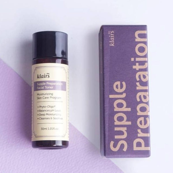 Supple Preperation Facial Toner Klairs (30 ml)