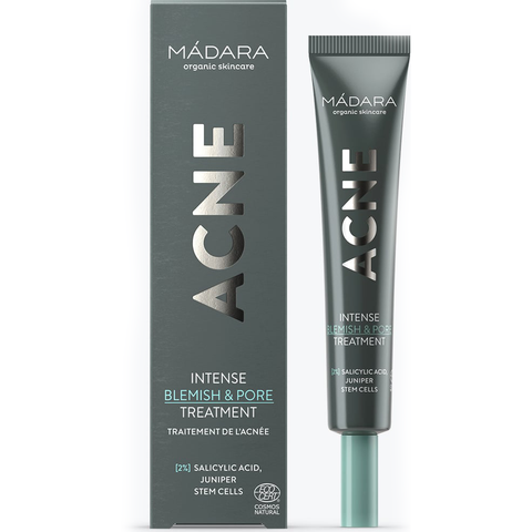 ACNE Intense Blemish & Pore Treatment Madara