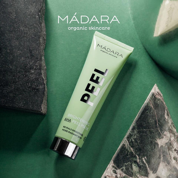 Maschera Brightening AHA Peel Mask Esfoliante Illuminante Madara