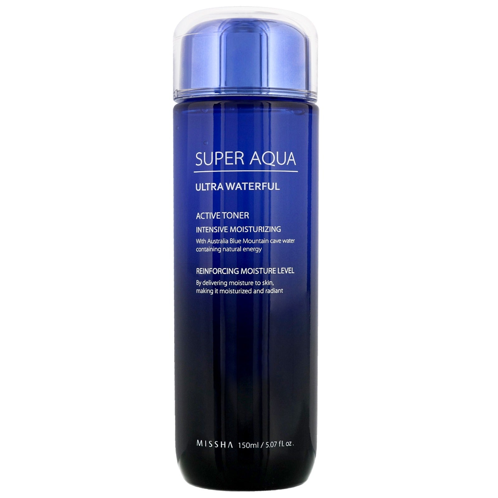 Super Aqua Ultra Waterful Active Toner Missha