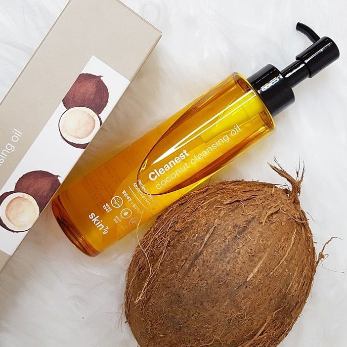 Cleanest Coconut Cleansing Oil Skin79