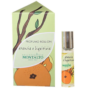 Roll On Arancia e Liquirizia Montalto