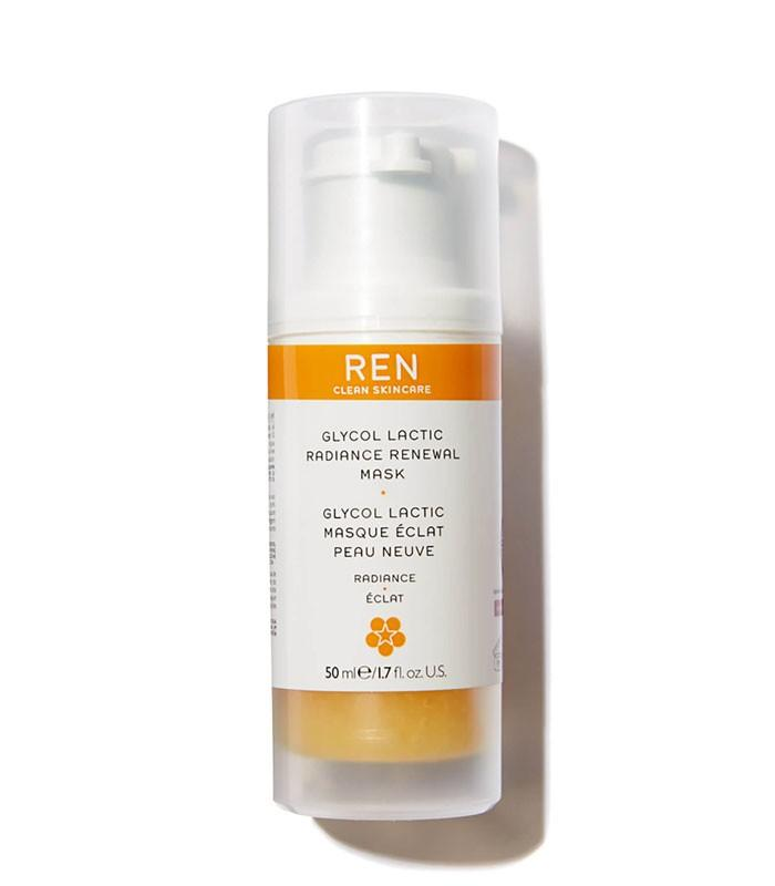 Glycol Lactic Radiance Renewal Mask REN Clean Skincare