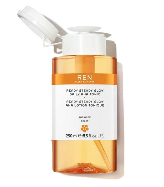 Ready Steady Glow Daily AHA Tonic REN