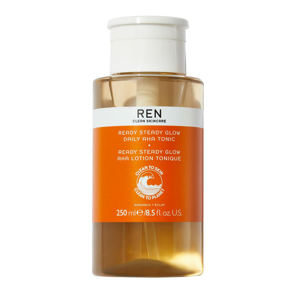 Ready Steady Glow Daily AHA Tonic REN Clean Skincare