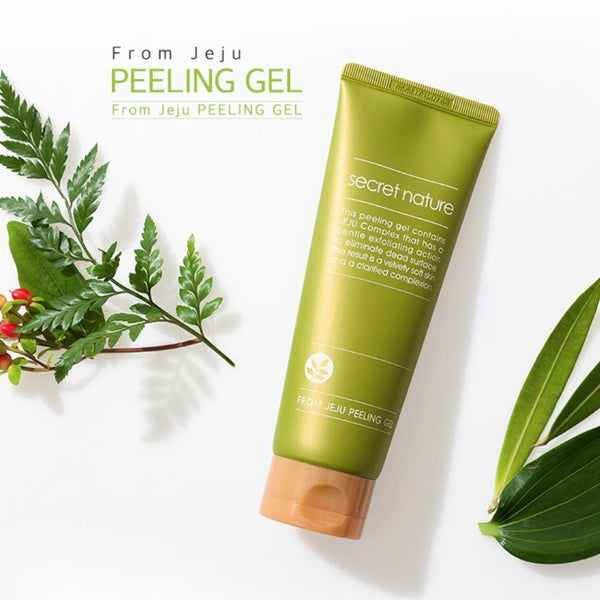 From Jeju Peeling Secret Nature Scrub Ed Esfolianti Viso