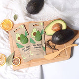Hair Repair Smoothie Avocado Maschera Capelli Skin79