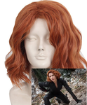 Black Widow, Natasha Romanoff Wig, The Avengers