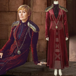 Cersei Lannister Cosplay Costume, Game of Thrones 8