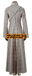 Daenerys Targaryen Winter Long Dress, Game of Thrones 8