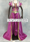 Pretty oriental costume, Aladdin's princess Jasmine inspired, for Cosplay - Cosware-store.com