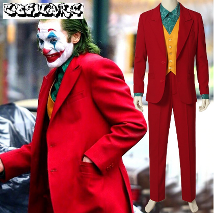 The Joker Arthur Fleck Costume. Joker (2019)