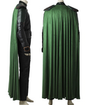 Loki outfit, costume and boots, cosplay. Thor: Ragnarok - Cosware-store.com