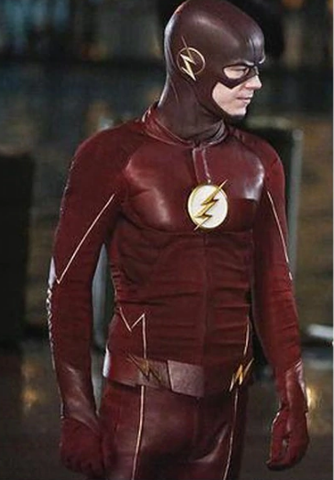 Flash Outfit, The Flash Season 2