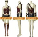 Wonder Woman cosplay costume and boots - Cosware-store.com