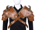 Cosplay/ LARP medieval style shoulder armor - Cosware-store.com