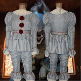 Pennywise The Dancing Clown Costume, It 2017/ 2019