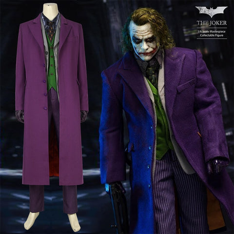CosWare - online shop for ACG - manga, TV series, anime, game, comics related costumes and props, wig, boots, shoes, bag, belt for Cosplay. FREE SHIPPING! Dark Knight Rises, The Joker