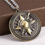 Metal necklace, House Tyrell's sign style - Cosware-store.com