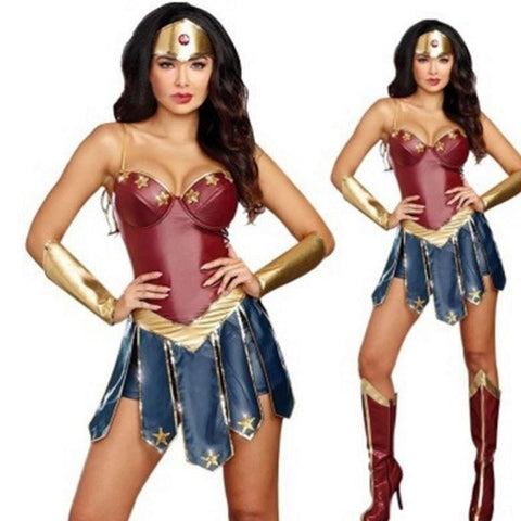 Wonder Woman cosplay costume, Dawn Of Justice - Cosware-store.com