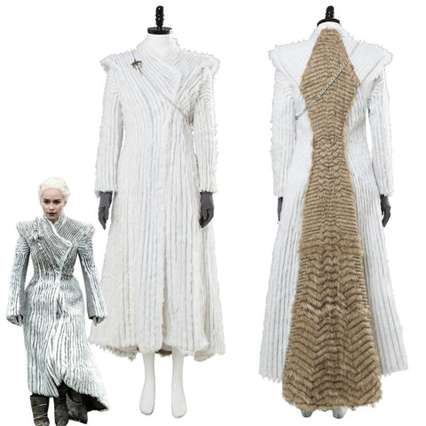 Cosplay, Winter outfit, Daenerys GoT - Cosware-store.com