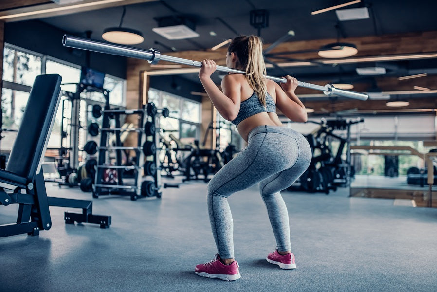 How To Perform The Perfect Squat