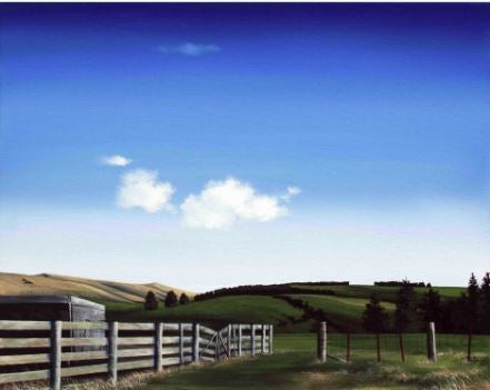Farm Gate - Linelle Stacey