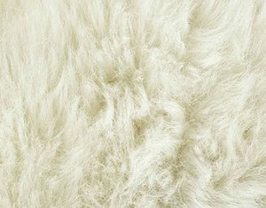Natural Longwool Sheepskin Rugs - Eight Piece