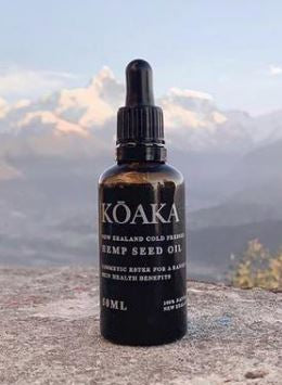 Koaka Hemp Seed Oil - 50ml