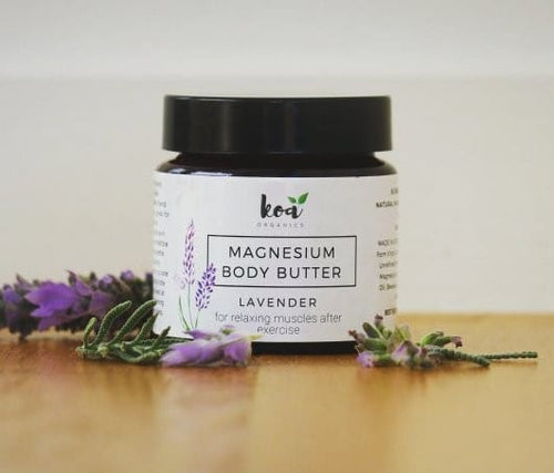 Koa Organics - Magnesium Body Butter with Lavender