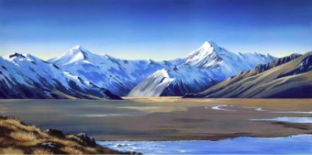 Mt Cook - Linelle Stacey