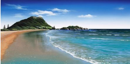Mt Maunganui - Linelle Stacey