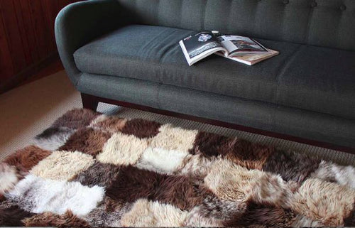 Designer Rug - Longwool Rectangle