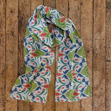 Plum Billy - Summer Scarves - Botanical Range
