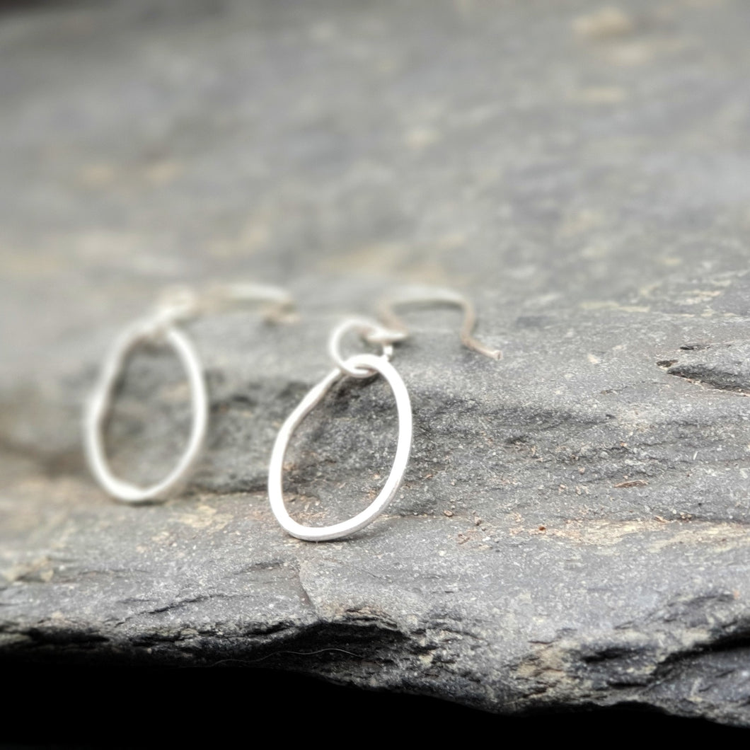 Pebble Single Drop Earrings - Sonia Therese