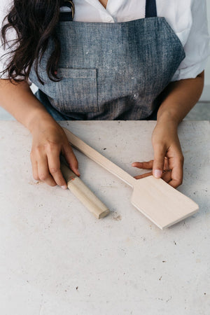 Spatula Carving Blank