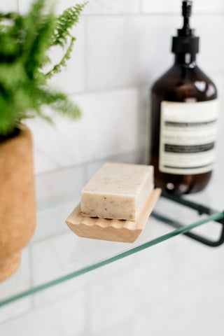Soap Dish + Soap Set Collaboration with Etta+Billie