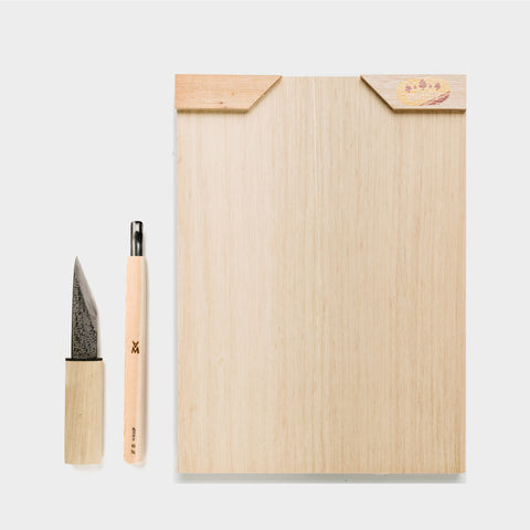 Mel's Carving Club: Starter Tool Set