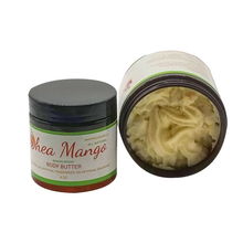 Shea Mango Body Butter - Sandalwood Oil Blend