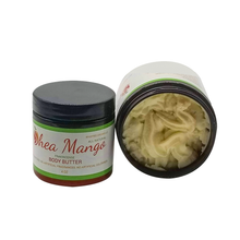 Shea Mango Body Butter - Frankincense Oil Blend