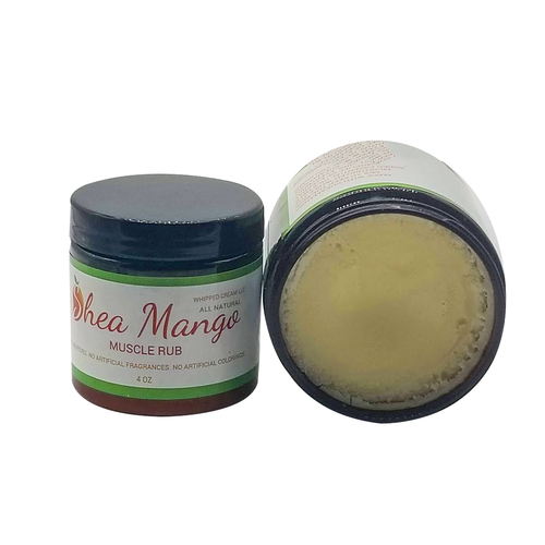 Shea Mango Moon Rub (Muscle Rub)