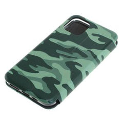NEU: COMMANDER Book Case CURVE in Camouflage