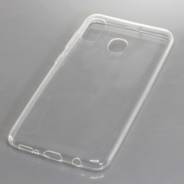 TPU Case kompatibel zu Samsung Galaxy A30 voll transparent