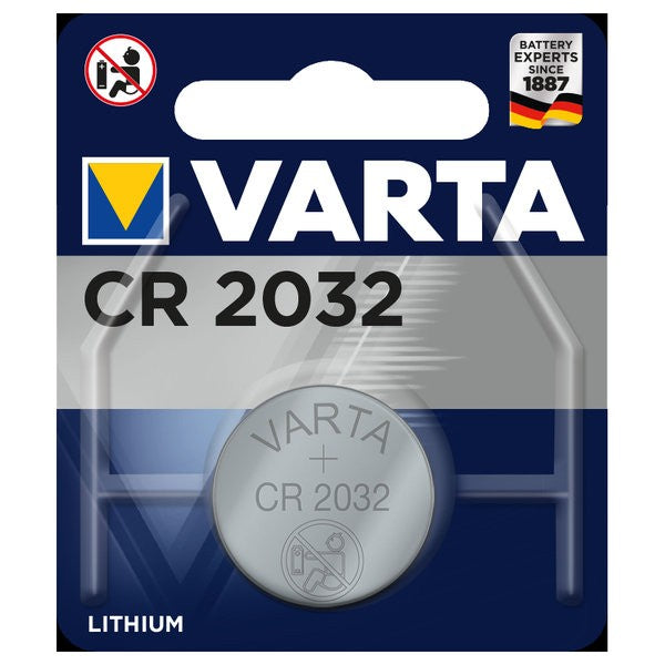 Varta Batterie Electronics CR2032 6032