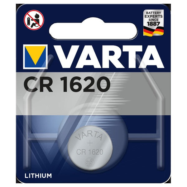 Varta Batterie Electronics CR1620 6620