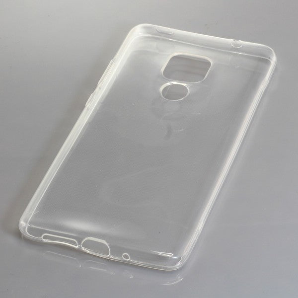 TPU Case kompatibel zu Huawei Mate 20 voll transparent