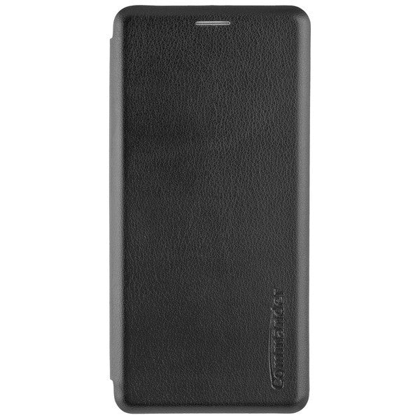 COMMANDER Book Case CURVE für Samsung Galaxy S10 Plus - Black