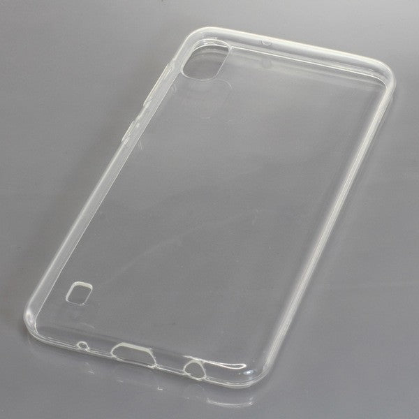 TPU Case kompatibel zu Samsung Galaxy A10 voll transparent